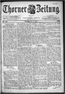 Thorner Zeitung 1901, Nr. 128 Erstes Blatt