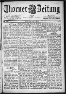 Thorner Zeitung 1901, Nr. 130 Erstes Blatt