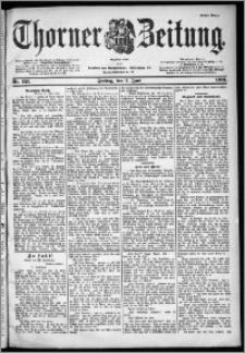 Thorner Zeitung 1901, Nr. 131 Erstes Blatt