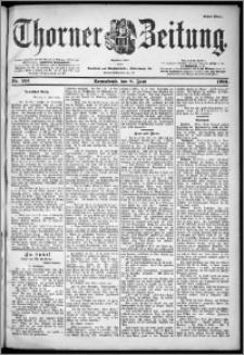 Thorner Zeitung 1901, Nr. 132 Erstes Blatt