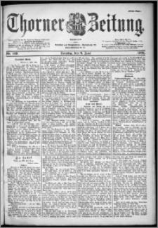 Thorner Zeitung 1901, Nr. 133 Erstes Blatt