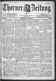 Thorner Zeitung 1901, Nr. 138 Erstes Blatt