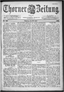 Thorner Zeitung 1901, Nr. 139 Erstes Blatt