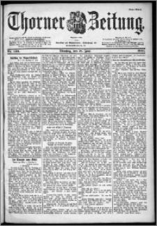Thorner Zeitung 1901, Nr. 140 Erstes Blatt