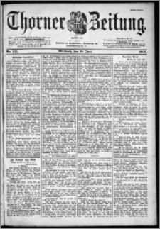 Thorner Zeitung 1901, Nr. 141 Erstes Blatt