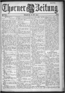 Thorner Zeitung 1901, Nr. 144 Zweites Blatt