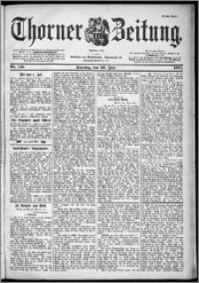 Thorner Zeitung 1901, Nr. 145 Erstes Blatt