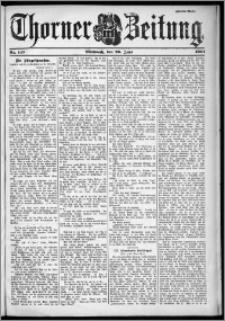 Thorner Zeitung 1901, Nr. 147 Zweites Blatt