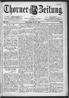 Thorner Zeitung 1901, Nr. 148 Erstes Blatt