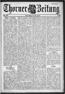 Thorner Zeitung 1901, Nr. 148 Zweites Blatt