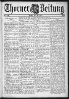 Thorner Zeitung 1901, Nr. 149 Zweites Blatt