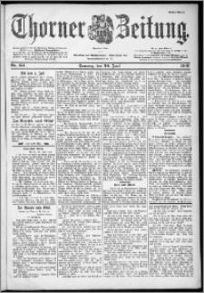 Thorner Zeitung 1901, Nr. 151 Erstes Blatt