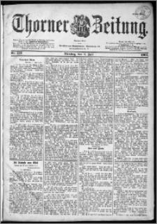 Thorner Zeitung 1901, Nr. 152 Erstes Blatt