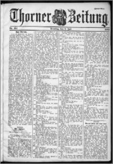 Thorner Zeitung 1901, Nr. 152 Zweites Blatt