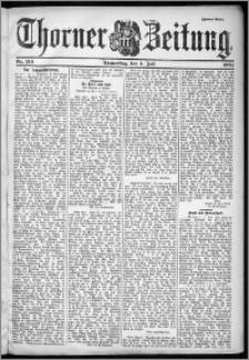 Thorner Zeitung 1901, Nr. 154 Zweites Blatt