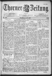 Thorner Zeitung 1901, Nr. 156 Erstes Blatt