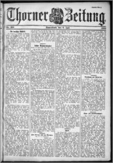 Thorner Zeitung 1901, Nr. 156 Zweites Blatt