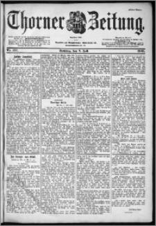 Thorner Zeitung 1901, Nr. 157 Erstes Blatt