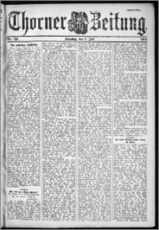 Thorner Zeitung 1901, Nr. 157 Zweites Blatt