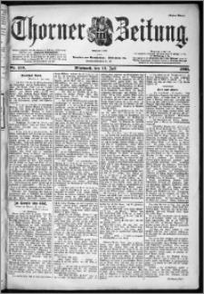 Thorner Zeitung 1901, Nr. 159 Erstes Blatt