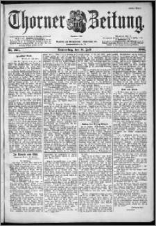 Thorner Zeitung 1901, Nr. 160 Erstes Blatt