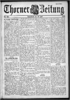 Thorner Zeitung 1901, Nr. 162 Zweites Blatt