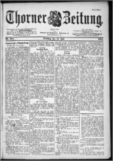 Thorner Zeitung 1901, Nr. 164 Erstes Blatt