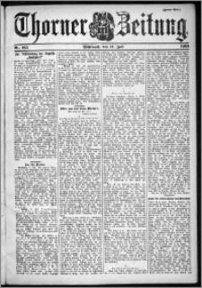 Thorner Zeitung 1901, Nr. 165 Zweites Blatt
