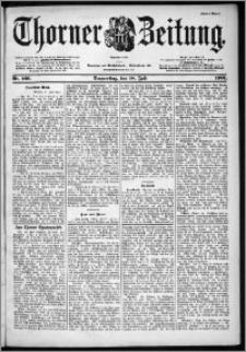 Thorner Zeitung 1901, Nr. 166 Erstes Blatt