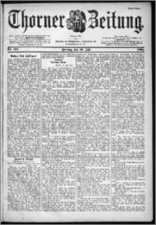 Thorner Zeitung 1901, Nr. 167 Erstes Blatt