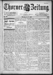 Thorner Zeitung 1901, Nr. 169 Erstes Blatt