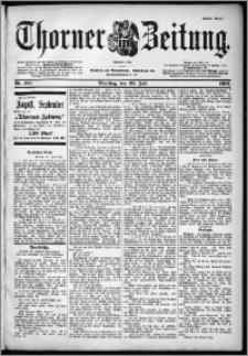 Thorner Zeitung 1901, Nr. 170 Erstes Blatt
