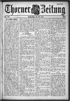 Thorner Zeitung 1901, Nr. 172 Zweites Blatt