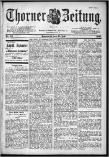 Thorner Zeitung 1901, Nr. 174 Erstes Blatt