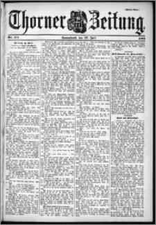 Thorner Zeitung 1901, Nr. 174 Zweites Blatt