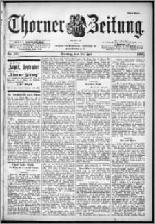 Thorner Zeitung 1901, Nr. 176 Erstes Blatt