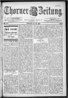 Thorner Zeitung 1901, Nr. 177 Erstes Blatt