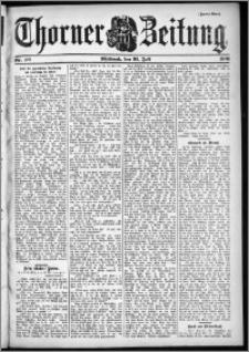 Thorner Zeitung 1901, Nr. 177 Zweites Blatt