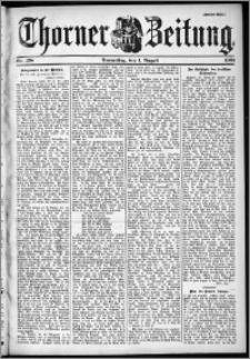 Thorner Zeitung 1901, Nr. 178 Zweites Blatt