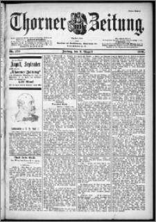 Thorner Zeitung 1901, Nr. 179 Erstes Blatt