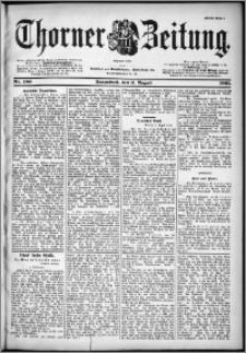Thorner Zeitung 1901, Nr. 180 Erstes Blatt