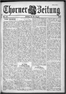 Thorner Zeitung 1901, Nr. 197 Zweites Blatt
