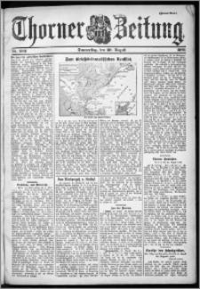 Thorner Zeitung 1901, Nr. 202 Zweites Blatt