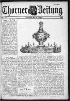 Thorner Zeitung 1901, Nr. 204 Zweites Blatt