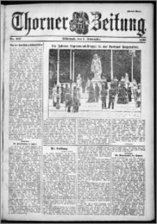 Thorner Zeitung 1901, Nr. 207 Zweites Blatt