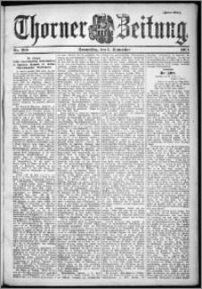 Thorner Zeitung 1901, Nr. 208 Zweites Blatt