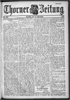 Thorner Zeitung 1901, Nr. 212 Zweites Blatt