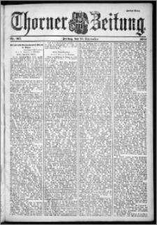 Thorner Zeitung 1901, Nr. 215 Zweites Blatt