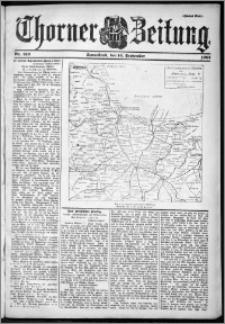 Thorner Zeitung 1901, Nr. 216 Zweites Blatt