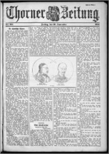 Thorner Zeitung 1901, Nr. 221 Zweites Blatt